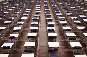 Exam chairs