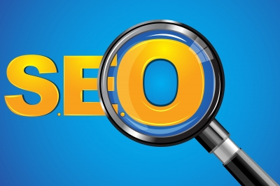 SEO under magnifying glass