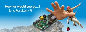 How would you go for a Raspberry Pi?