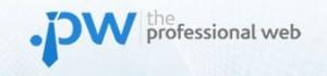 .PW domain name logo