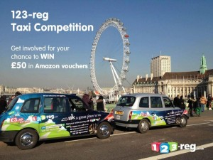 123-reg Taxi Competition