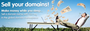 Sell your domain names