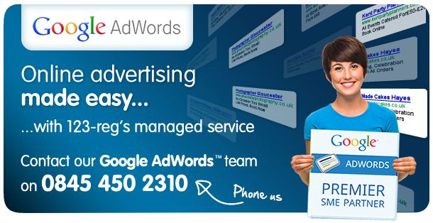 Call our Google AdWords team
