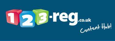 123-reg Content Hub