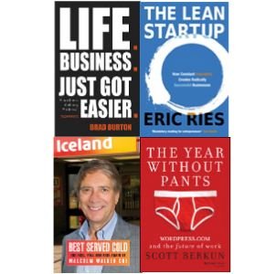 christmas business books