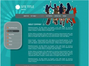 InstantSite Website builder