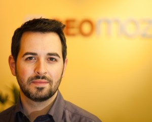 Rand Fishkin, CEO of Moz.