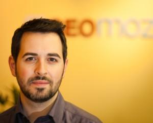 Rand Fishkin, CEO of Moz.