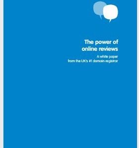 Online Reviews White Paper