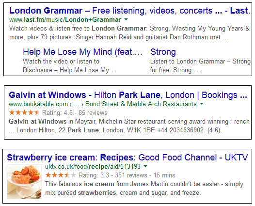 Boost organic traffic with Google listings even if you're not ranking #1