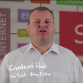 Tim blog editor