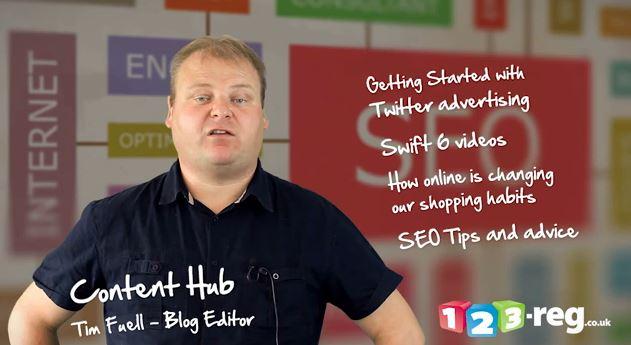123-reg Content Hub June 2014