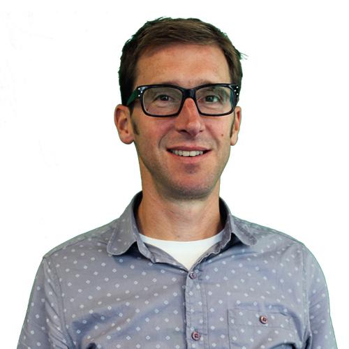 Nick Leech, group director digital at 123-reg