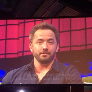 Drew Houston - WebSummit 2014