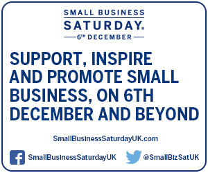 Small Business Saturday UK 2014 Social Icon
