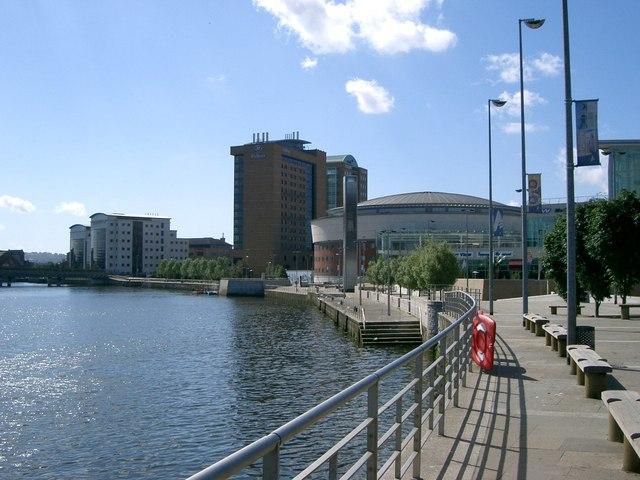 Belfast, home of Digital Exchange and Barry Adams
