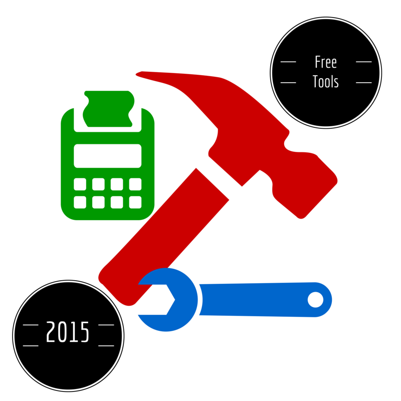 free tools 2015