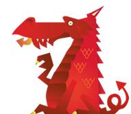 123-reg welsh dragon