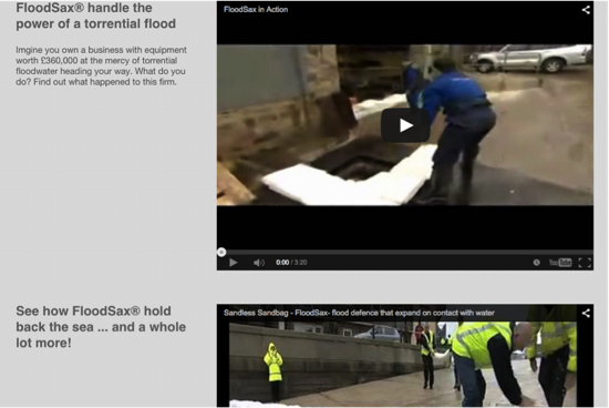 floodsax media highlights