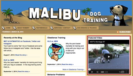 malibu dog trainer