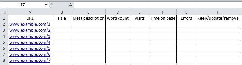 samplecontent