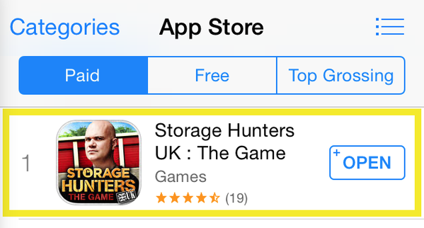 Storage Hunters The Game Google Play