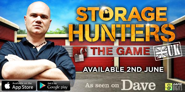 Storage Hunters The Game