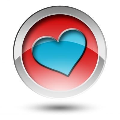 love online button