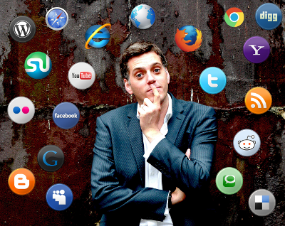 Iain Lee – The Magic of the Internet