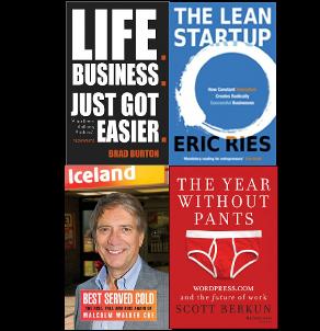 Inspirational books for your Christmas list