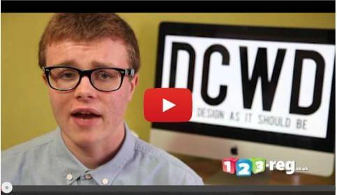 Dairy Cow Web Design video