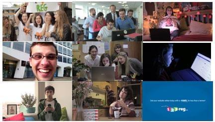 Finding Reg - 123-reg Customer Service video