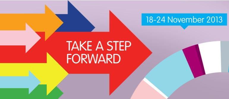 Entrepreneurs, Take a Step Forward #GEW