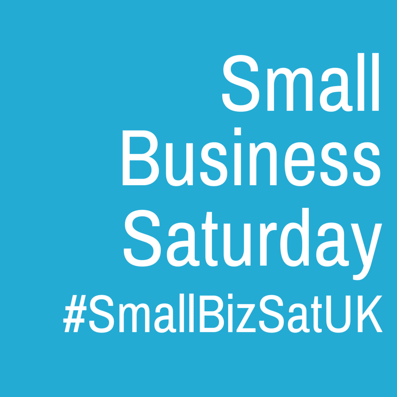 Small Business Saturday – Support those like you