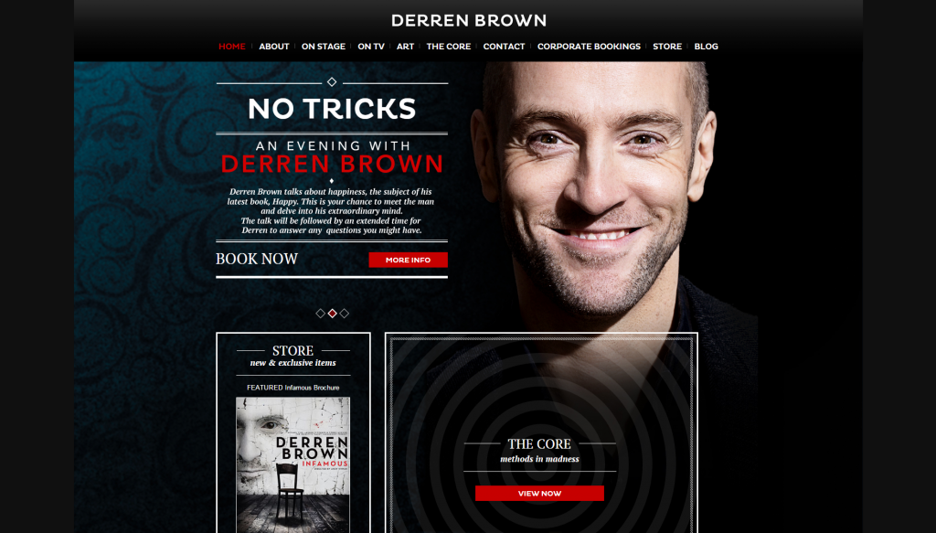 derren brown wordpress