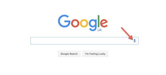 google microphone