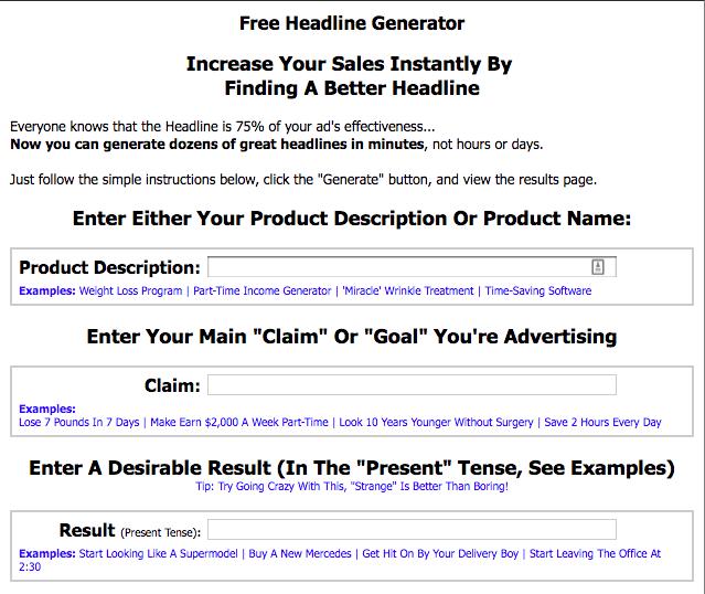 Six free tools to help you create powerful headlines   123 Reg Blog
