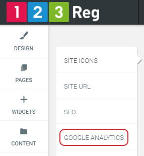 Click Google Analytics