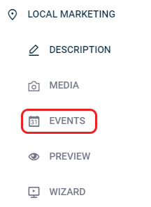 Select Events