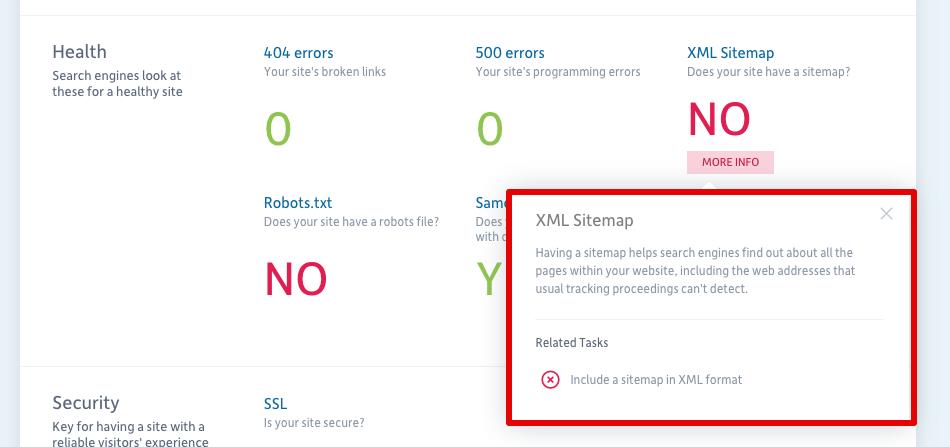 SEO XML SItemap
