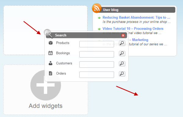 How to customise your ecommerce dashboard   123 Reg