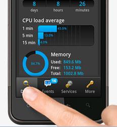 How do I set up Plesk Mobile Manager on my phone? | 123 Reg