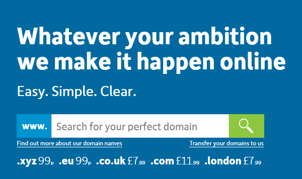 Domain Name Registration | Domain Name Search ...