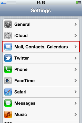 iphone exchange setup how can i add my email to my mobile 123 reg support 11827