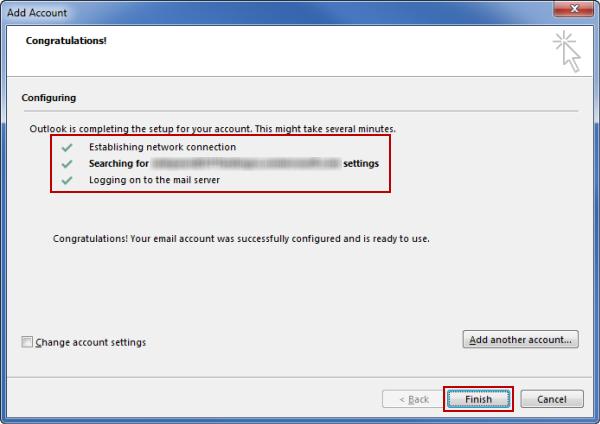 How do I set up Office 365 mail on my desktop? - 123 Reg Support