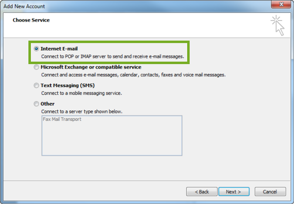 How do I set up my 123-mail with my email client? | 123 Reg