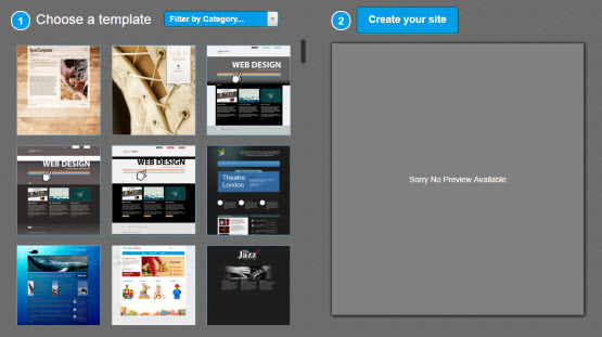 How To Reset Your Website Builder Site Reg Support - Website template builder