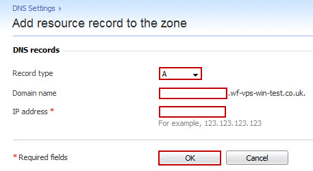 how to add server to spf record