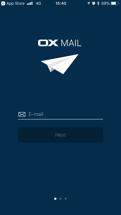 Enter your email